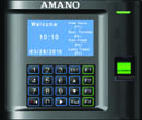 MTX-30 Amano Fingerprint