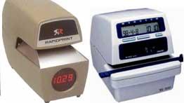 Time Clock Outlet, Discount Time Clocks, Lathem, Acroprint