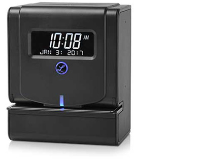 2100HD Quiet Office Punch Clock